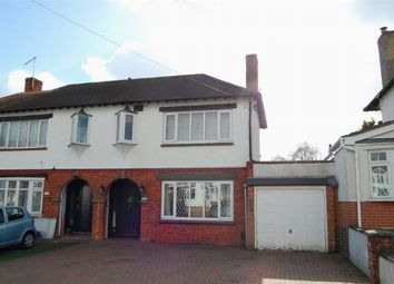 Thumbnail 3 bed semi-detached house for sale in Billing Road East, Abington, Northampton
