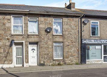 Thumbnail 3 bed terraced house for sale in Trevenson Street, Camborne