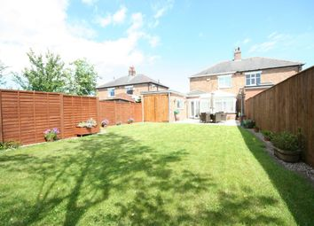 Thumbnail 3 bed semi-detached house for sale in Stoneleigh Avenue, Acklam, Middlesbrough