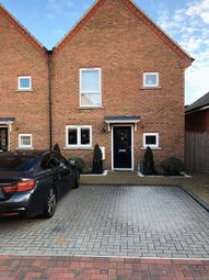 Thumbnail 3 bed terraced house for sale in Poulter Croft, Middleton, Milton Keynes