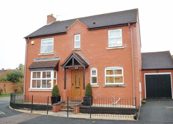 Thumbnail 3 bed detached house for sale in Ebsdorf Close, Bidford On Avon