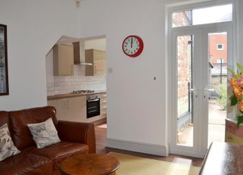 Thumbnail 5 bed terraced house to rent in Castle Boulevard, Nottingham