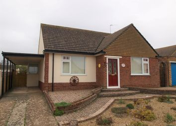 Thumbnail 2 bed detached bungalow for sale in Oakleaf Drive, Polegate