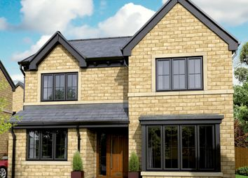 Thumbnail 4 bed detached house for sale in Over Town Lane, Rochdale