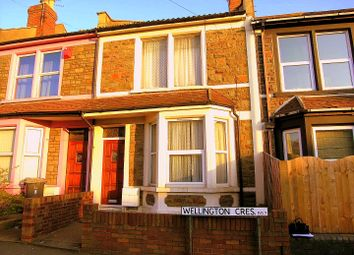 4 bed terraced house to rent in Wellington Crescent, Horfield, Bristol BS7