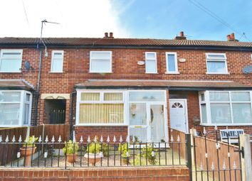 Thumbnail 2 bed terraced house for sale in Mellor Street, Eccles, Manchester