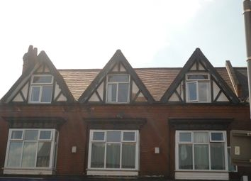Thumbnail 3 bed flat to rent in Bearwood Road, Smethwick