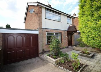 Thumbnail 3 bedroom detached house for sale in Charlestown Drive, Allestree, Derby