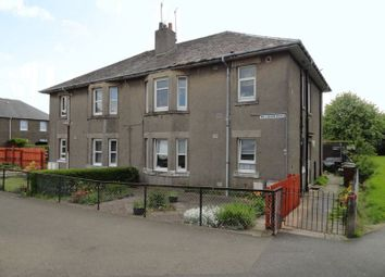 Thumbnail 2 bed flat for sale in Millburn Road, Dumbarton