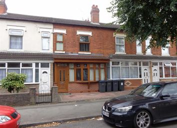 Thumbnail 3 bedroom terraced house for sale in Somerville Road, Small Heath, Birmingham