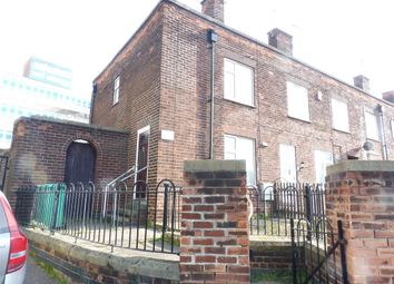 Thumbnail 2 bedroom end terrace house for sale in Brook Street, Nottingham