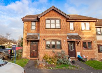 Thumbnail 3 bedroom end terrace house for sale in Temple Mews, Woodley, Reading