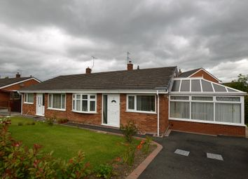 Thumbnail 2 bed semi-detached bungalow to rent in Brunswood Green, Hawarden, Deeside