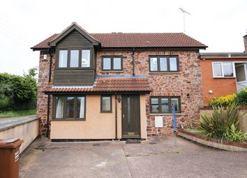 Thumbnail 2 bed semi-detached house to rent in Cowleymoor Road, Tiverton