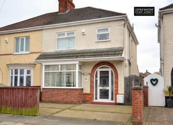 3 bed semi-detached house for sale in Lichfield Road, Old Clee, Grimsby DN32