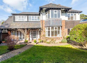 Thumbnail 4 bed detached house for sale in Alton Road East, Lower Parkstone, Poole, Dorset