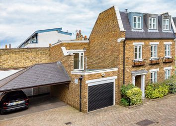 Thumbnail 4 bed mews house for sale in Rush Hill Mews, London