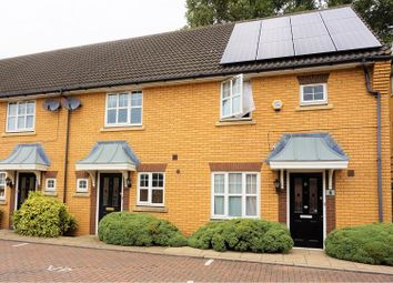 Thumbnail 3 bed terraced house for sale in Honiton Gardens, London