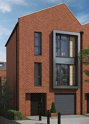 Thumbnail 4 bedroom town house for sale in Manor Parkway, Derby, Derbyshire