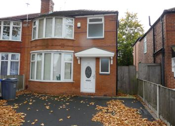 Thumbnail 6 bed semi-detached house to rent in Parsonage Road, Withington, Manchester