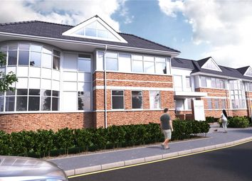 Thumbnail 1 bed flat for sale in Four Corners, Pound Road, Chertsey, Surrey