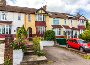 Thumbnail 3 bed terraced house for sale in Twydall Lane, Gillingham, Kent