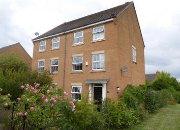 Thumbnail 4 bed semi-detached house to rent in Pilton Close, Oakham