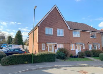 Roman Lane, Southwater, Horsham RH13. 3 bed end terrace house for sale