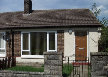 Thumbnail 1 bed terraced bungalow to rent in Shirley Close, Evenwood, Bishop Auckland, County Durham
