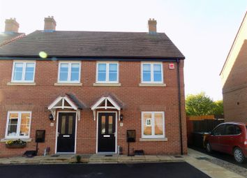 Thumbnail 3 bedroom semi-detached house for sale in Southfield Grove, Bingham, Nottingham