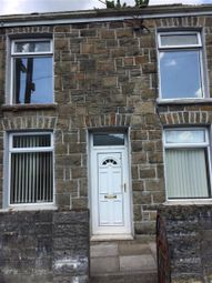 Thumbnail 2 bed terraced house to rent in Blaenogwr Terrace, Nantymoel, Bridgend