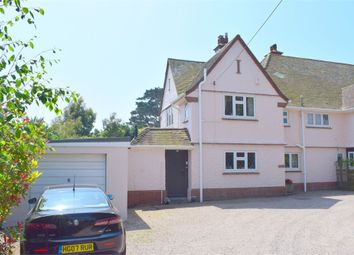Thumbnail 3 bedroom semi-detached house to rent in Northview Road, Budleigh Salterton