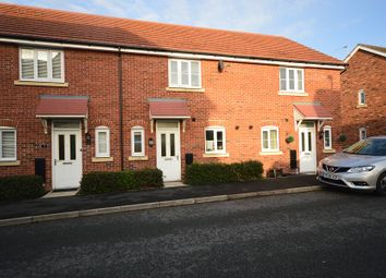 Thumbnail 2 bed terraced house to rent in 4 St. Davids Mews, Abbey Park Way, Crewe