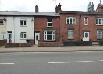 Thumbnail 3 bed terraced house for sale in Lichfield Road, Stafford, Staffordshire
