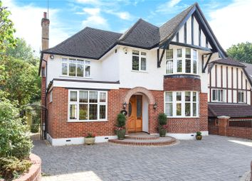 Thumbnail 4 bedroom detached house for sale in The Avenue, Hatch End, Pinner