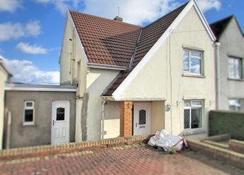 Thumbnail 3 bedroom semi-detached house for sale in Heol Penderyn, Longford, Neath Port Talbot.