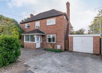 Thumbnail 4 bed detached house for sale in Little Green Lane, Farnham