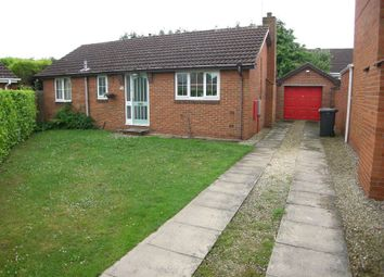 Thumbnail 2 bed bungalow to rent in Gleneagles Drive, Doncaster