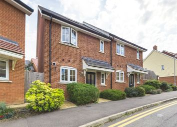 Thumbnail 2 bed semi-detached house for sale in Dame Kelly Holmes Way, Tonbridge