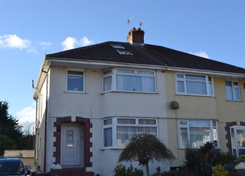Thumbnail 5 bedroom semi-detached house for sale in Woodford Avenue, Plympton, Plymouth