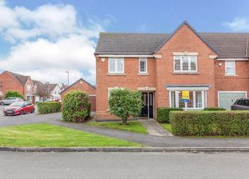 Thumbnail 4 bed detached house for sale in Chandlers Croft, Ibstock, .