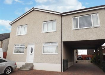 Thumbnail 1 bed flat for sale in Old Lanark Road, Carluke, South Lanarkshire
