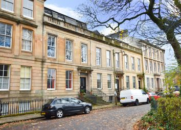 Thumbnail 2 bed flat for sale in Lansdowne Crescent, Glasgow