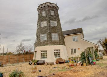 Thumbnail 5 bed detached house for sale in Gidding Road, Sawtry, Huntingdon