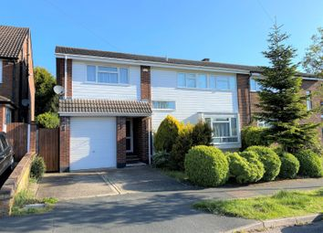 Thumbnail 4 bed semi-detached house for sale in Wadham Road, Abbots Langley