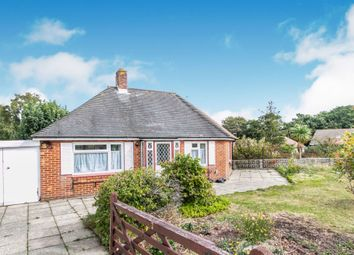 Thumbnail 2 bed semi-detached bungalow for sale in Frost Road, Bournemouth