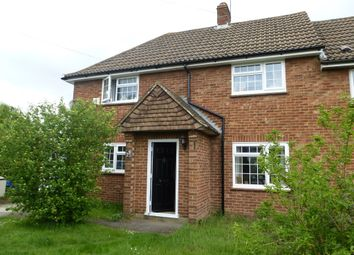 Thumbnail 3 bed end terrace house for sale in Greatness Lane, Sevenoaks