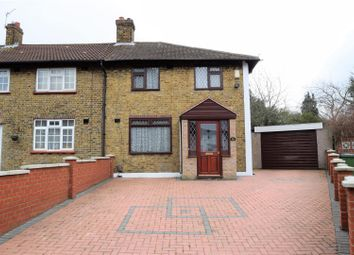 Thumbnail 3 bed end terrace house for sale in Farnaby Road, London