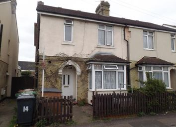 Thumbnail 3 bed semi-detached house for sale in Council Street, Peterborough, Cambridgeshire