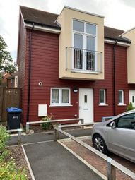 Thumbnail 2 bed semi-detached house to rent in Strawberry Fields, Addlestone